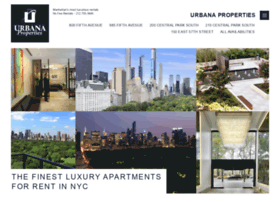 urbanaproperties.com
