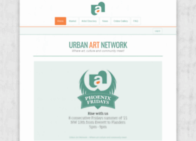 urbanartnetwork.org
