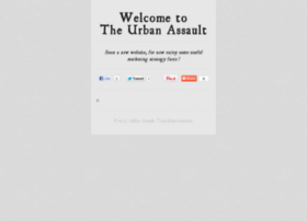 urbanassaultweb.com