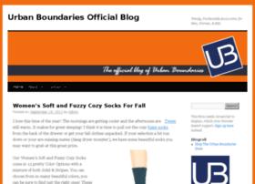 urbanboundariesblog.com