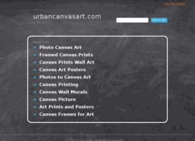 urbancanvasart.com