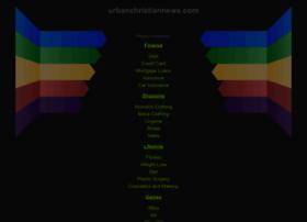urbanchristiannews.com