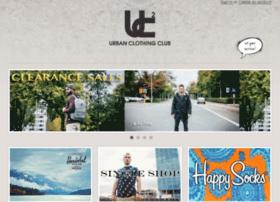 urbanclothingclub.com