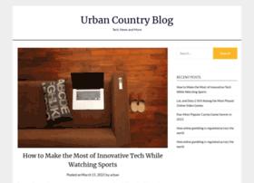 urbancountryblog.com