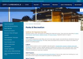 urbandaleparksandrec.org