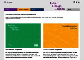 urbandesignlondon.com