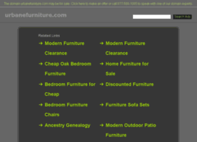 urbanefurniture.com