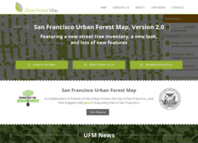 urbanforestmap.org