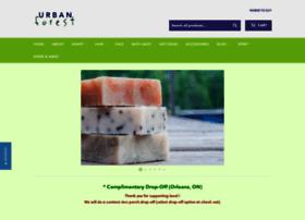 urbanforestsoap.com