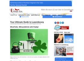 urbanfoxluxembourg.com