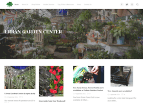 urbangardencenter.com