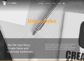 urbangekodesign.com