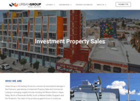 urbangroupsf.com