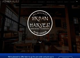 urbanharvestbrewing.com