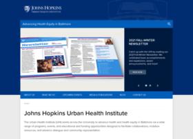 urbanhealth.jhu.edu
