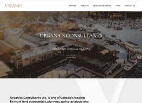 urbanics.com