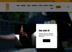 urbanitydance.org