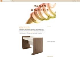 urbankinetics.blogspot.com