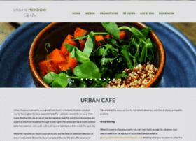 urbanmeadowcafe.com