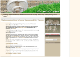 urbanmushrooms.com
