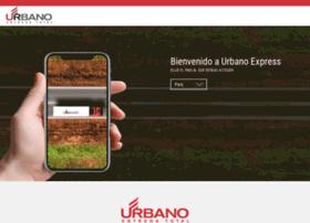 urbanoexpress.com