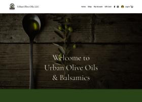 Urbanoliveoils.com