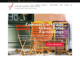 urbanpatiosolutions.com