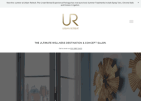 urbanretreat.co.uk