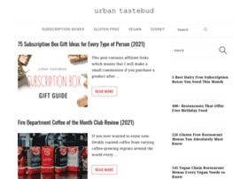 urbantastebuds.com
