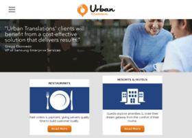 urbantranslation.com