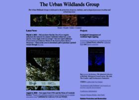 urbanwildlands.org