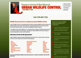 urbanwildlifecontrol.com