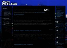 urbanwireless.info