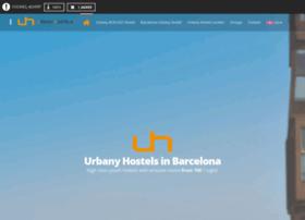 urbanyhostels.com