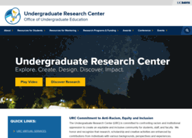 urc.ucdavis.edu