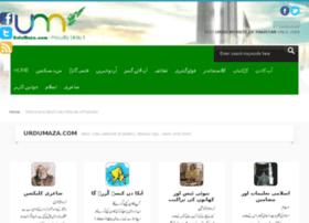 urdumaza.com.pk
