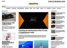 ureadthis.com
