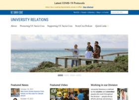 urelations.ucsc.edu