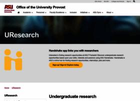uresearch.asu.edu