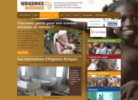 urgenceafrique.org