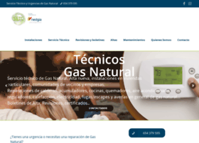 urgenciasgasnatural.com
