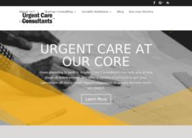 urgentcareconsultant.com
