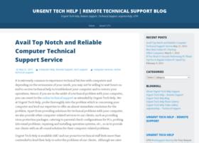 urgenttechhelp.wordpress.com