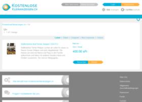 uri.kostenlosekleinanzeigen.ch