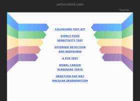 urincontrol.com