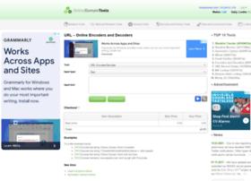 url-encode.online-domain-tools.com
