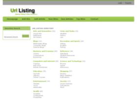 url-listing.com