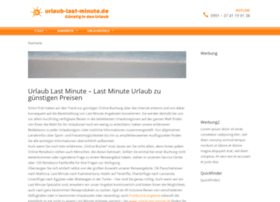urlaub-last-minute.de