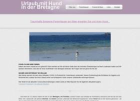 urlaub-mit-hund-bretagne.com