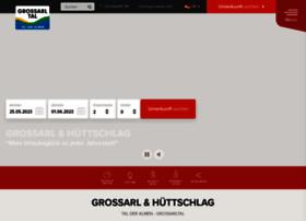 urlaub.grossarltal.info